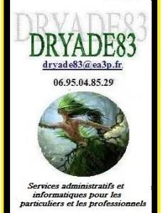 DRYADE83 LOGO